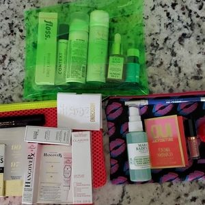 Macy's Beauty Box lot